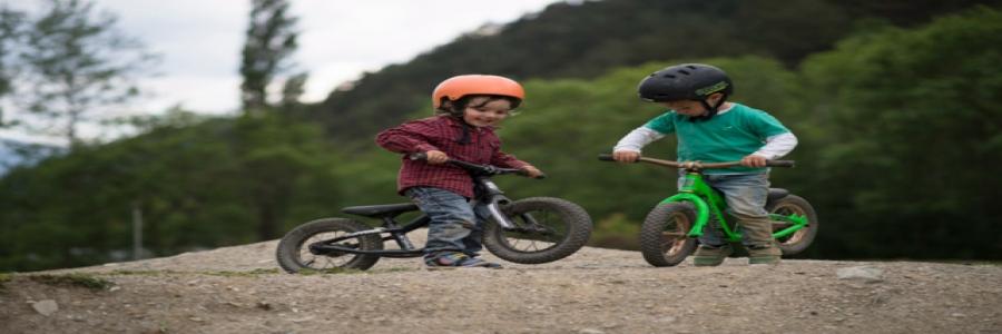 人生骑行的第一步———儿童滑步车